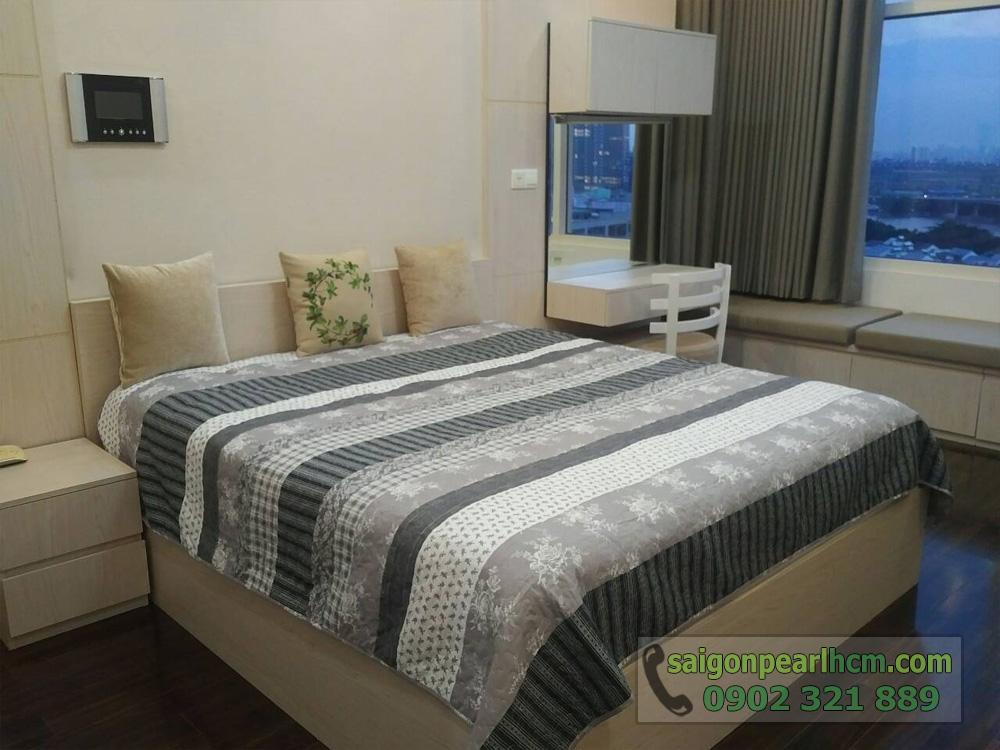 Saigon Pearl cho thuê căn hộ 2PN Topaz 2 tầng 9 - hình 6