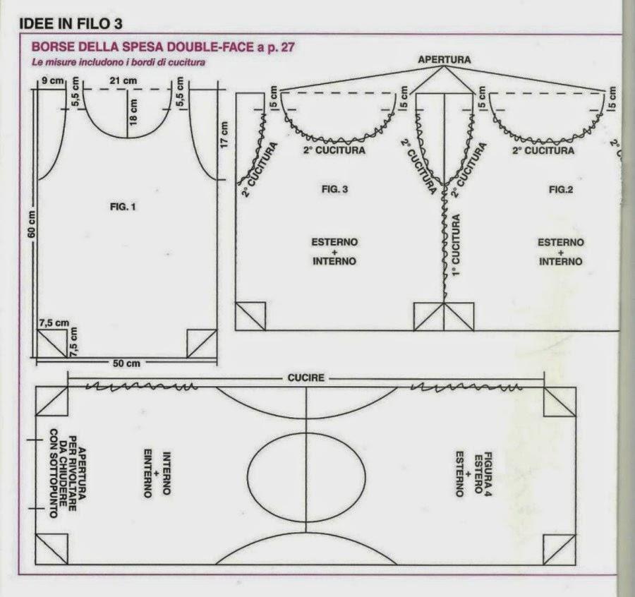 patron couture gratuit sac. Black Bedroom Furniture Sets. Home Design Ideas