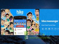 Hike Messenger v4.3.0.81 Apk Terbaru