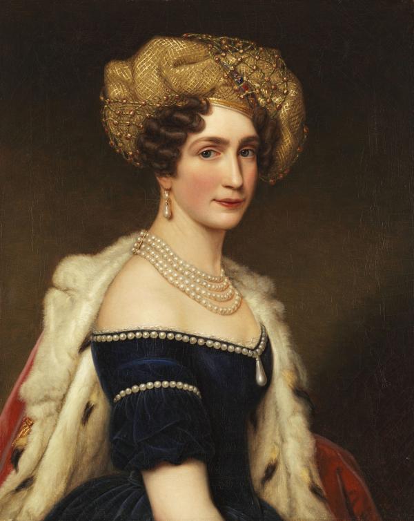 Princess Augusta, Duchess of Leuchtenberg