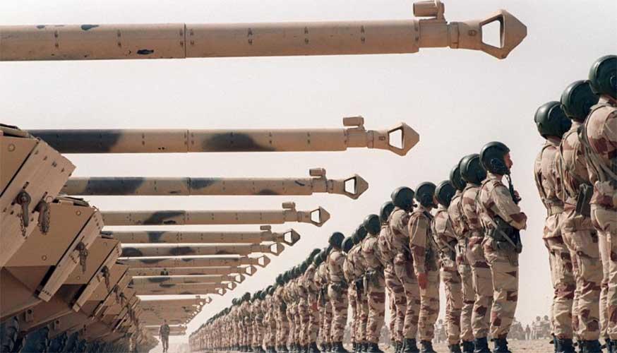 Militer Arab Saudi