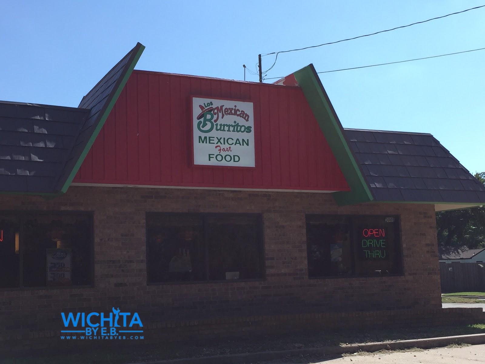 Los Mexican Burritos Review Wichita By E B