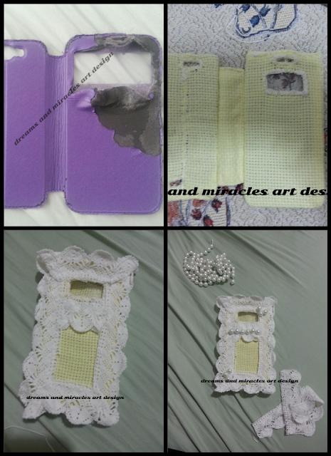 diy, craft, handmade, vintage phone cage