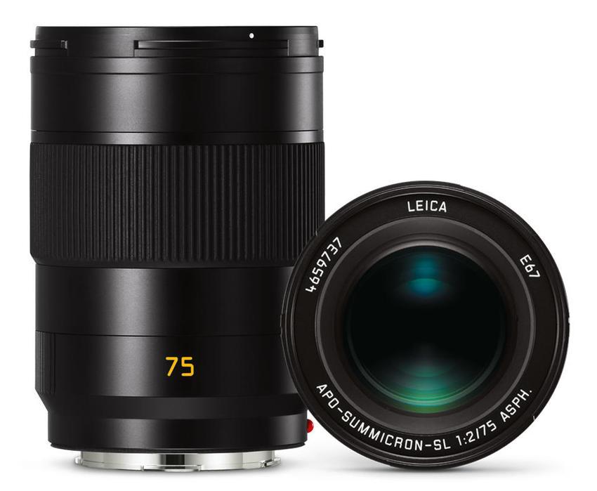Объектив Leica APO-Summicron-SL 75mm f/2 ASPH.