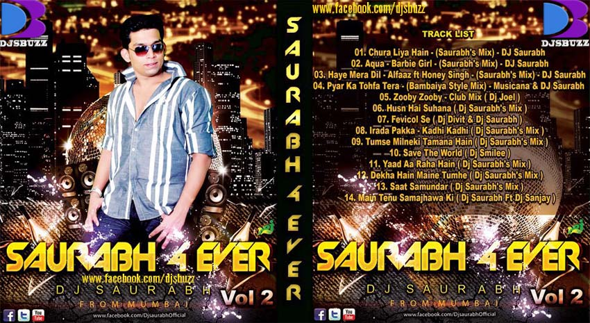 saurabh 4 ever vol 2 by dj saurabh album download