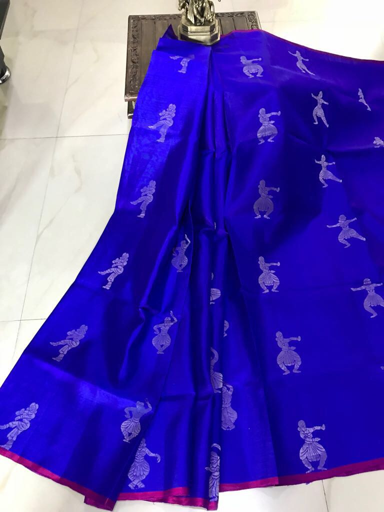 e2987496805ac omganesh wholesale dressmaterials  pure soft silk sarees with ...