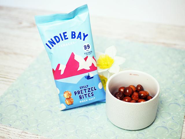 Indie Bay 99 Calorie Pretzel Bites