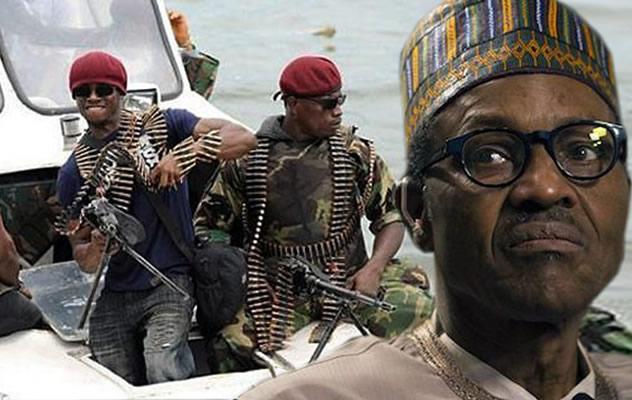 Niger Delta Militants and Buhari