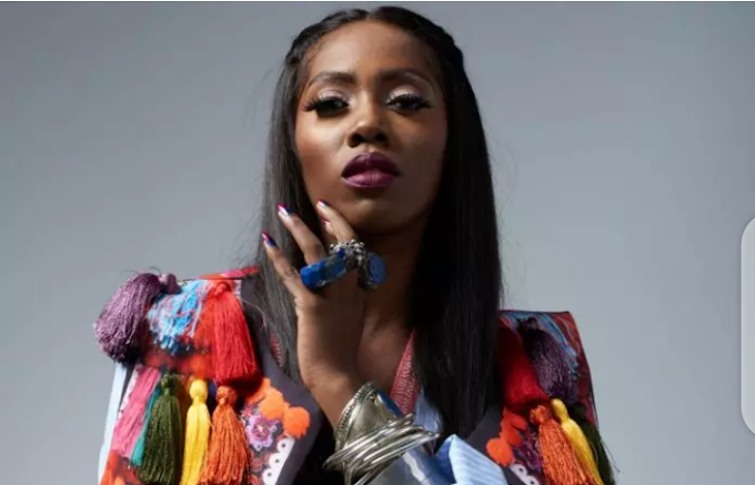 Tiwa Savage holds private listening session for 'Water & Garri' EP