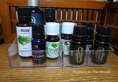 Most common essential oils