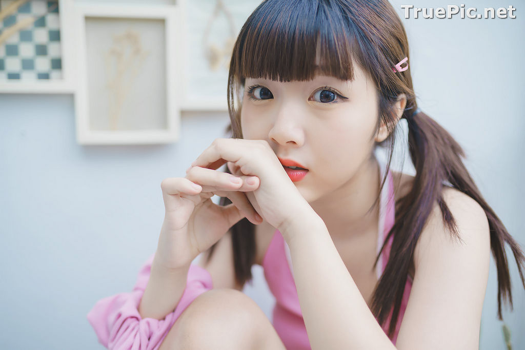 Image Thailand Model - Pakkhagee Arkornpattanakul - Lovely Pink - TruePic.net - Picture-5