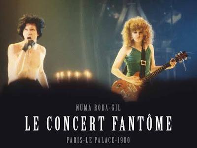 """Le """"concert fantôme"""" des CRAMPS"""