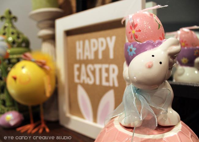 chick, happy easter art, easter bunny decor, easter egg holder