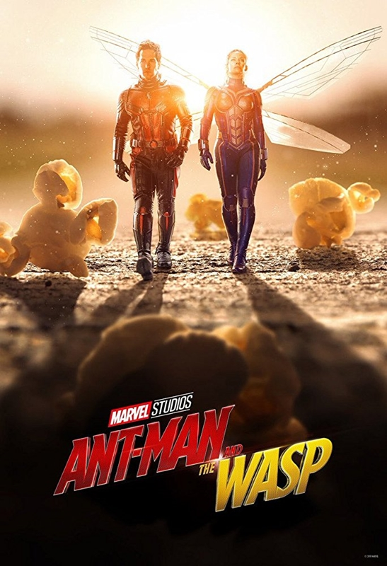 Movie Review by Rawlins, Ant-Man and the Wasp, Paul Rudd, Evangeline Lilly, Micheal Douglas, Michelle Pfeiffer, Laurence Fishburne, Marvel Studios, Walt Disney, Marvel Cinematic Universe