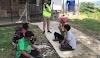 (Video) 'Kau jangan ketawa!' - 5 remaja dirotan kerana ingkar PKP, Polis siasat video viral tersebut
