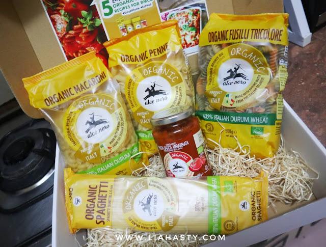 5 Resepi Mudah Pasta Organik dari jenama Itali 'Alce Nero'