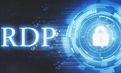 كيف يمكننى الحصول على خدمة RDP ؟