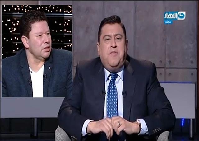برنامج اخر النهار 7/2/2018 معتز الدمرداش و رضا عبد العال