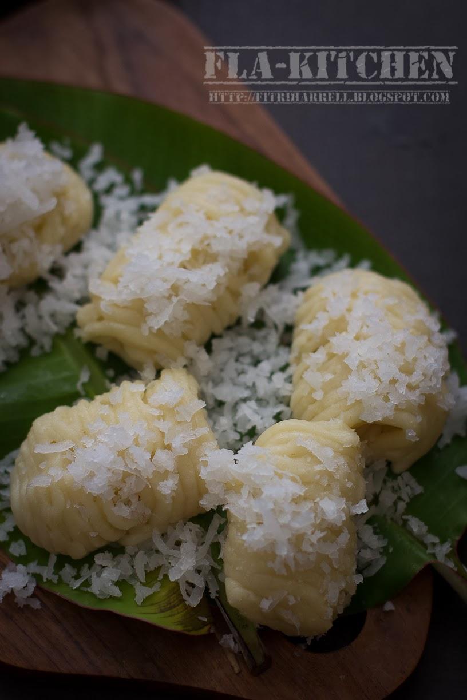 Cara Membuat Getuk Lindri : membuat, getuk, lindri, Fla-kitchen:, Getuk, Lindri, -Yucca/Cassava, Cake-