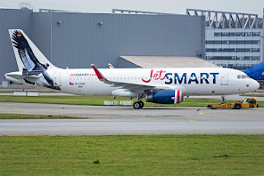 1st. A320  for JetSMART painted