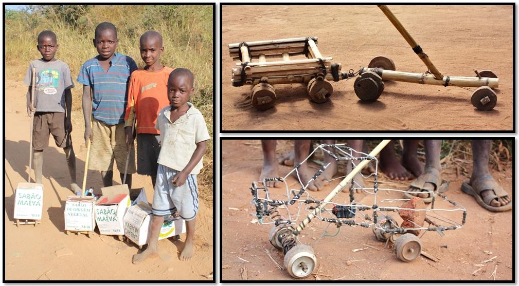 Bom Dia Mozambique Toys