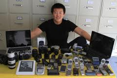 iReTrom electronics recycling young entrepreneur Jason Li