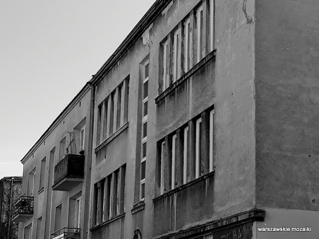 kamienica Warszawa Warsaw architektura architecture modernizm funkcjonalizm Saska Kępa Wiediger Zinserling lata 30