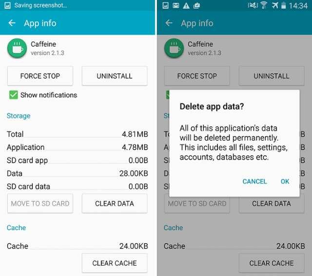 كيفية حل مشكلة توقف التطبيقات بشكل مفاجئ على اجهزة أندرويد unfortunately app is stopped