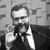www.seuguara.com.br/Ernesto Araújo/Israel/máscara/