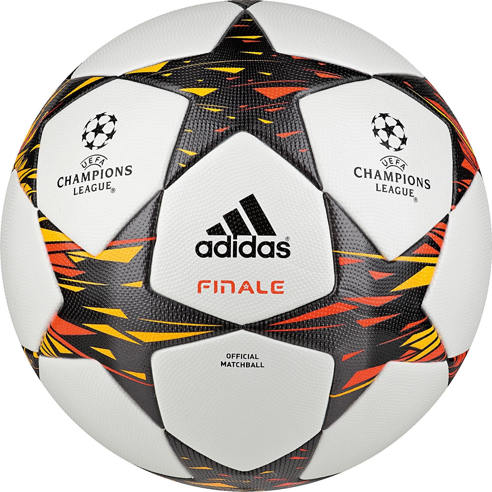 Adidas Finale 14 14-15 Champions League Ball Released ...