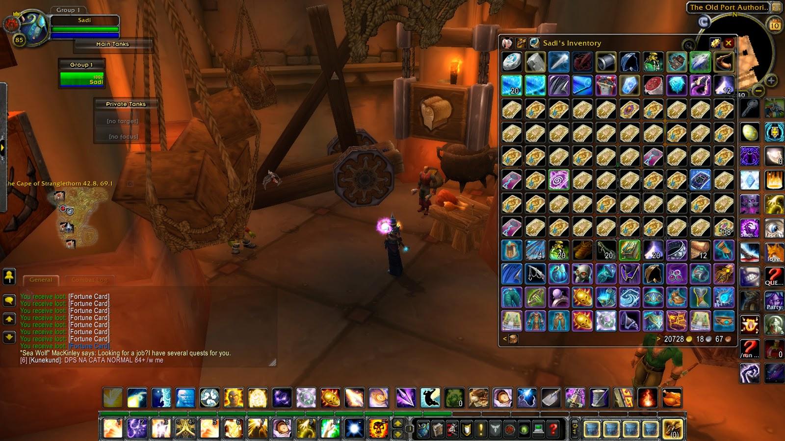 Pijany Priest Prezentuje World of Warcraft