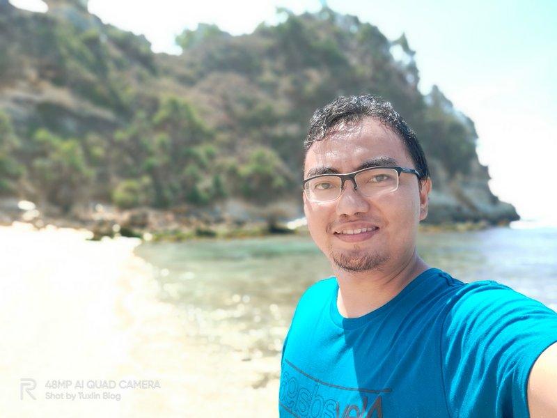 Hasil Foto Kamera Depan Realme 5 Pro