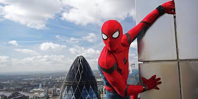 Kabar Buruk, Spider-Man' Keluar dari Marvel !
