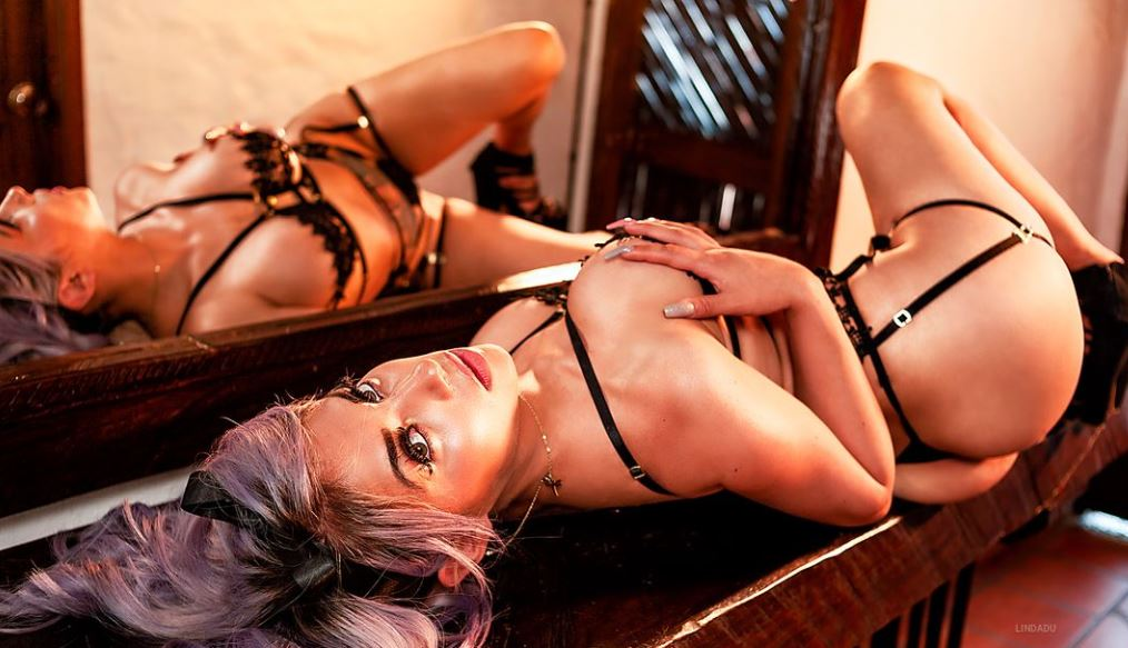 LindaDu Model GlamourCams