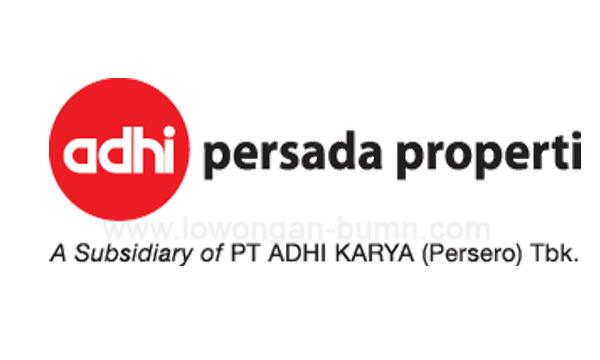 Lowongan Terbaru di Perusahaan PT Adhi Persada Properti