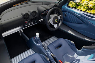 Lotus Elise 250 Special Edition (2016) Interior