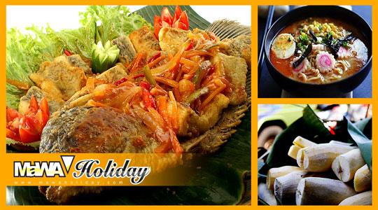 Paket Wisata Kuliner Bandung 2 Hari 1 Malam Mawa Holiday