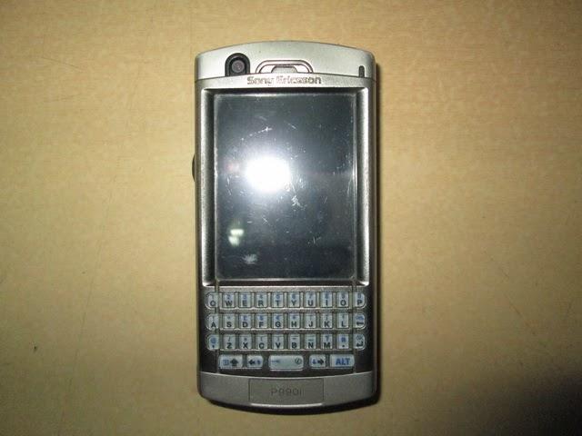 hape jadul Sony Ericsson P990i