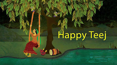 Happy Teej 2016 Images Free Download for Whatsapp