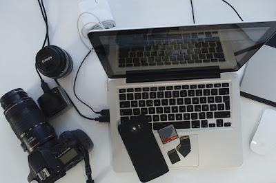 cara pindah foto dari hp ke laptop