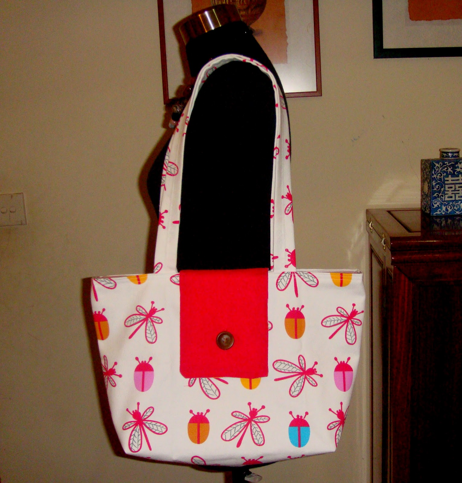 How to make your own tote bag