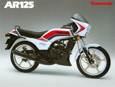 Kawasaki Binter AR125cc