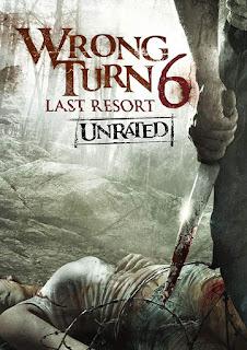 Wrong Turn 6: Last Resort (2014) Bbrip