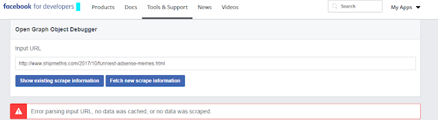 How to Use Facebook Debugger Tool Tutorial