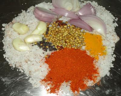grind to paste ingredients