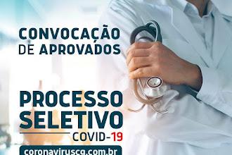 CONFIRA A LISTA: Prefeitura convoca mais 457 aprovados em Processo Seletivo da Saúde