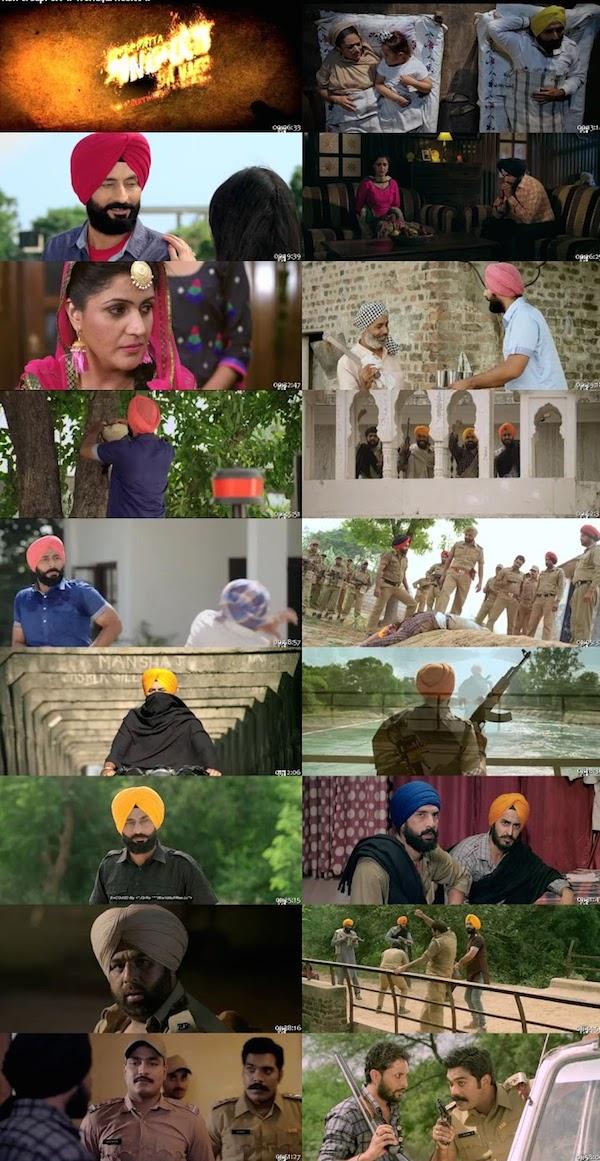Patta Patta Singhan Da Vairi 2015 Punjabi 480p HDRip