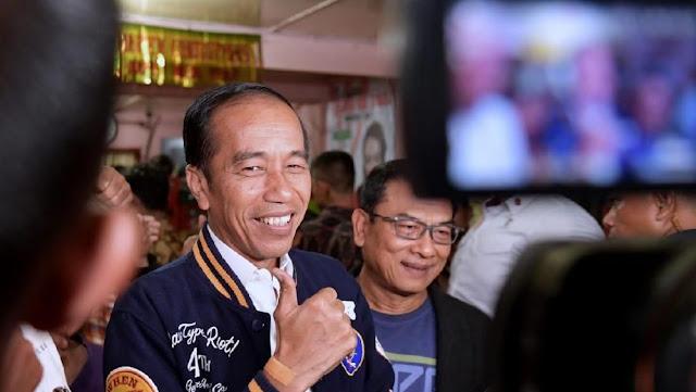 Rommy Ditangkap KPK, Jokowi Cuma Bilang Begini