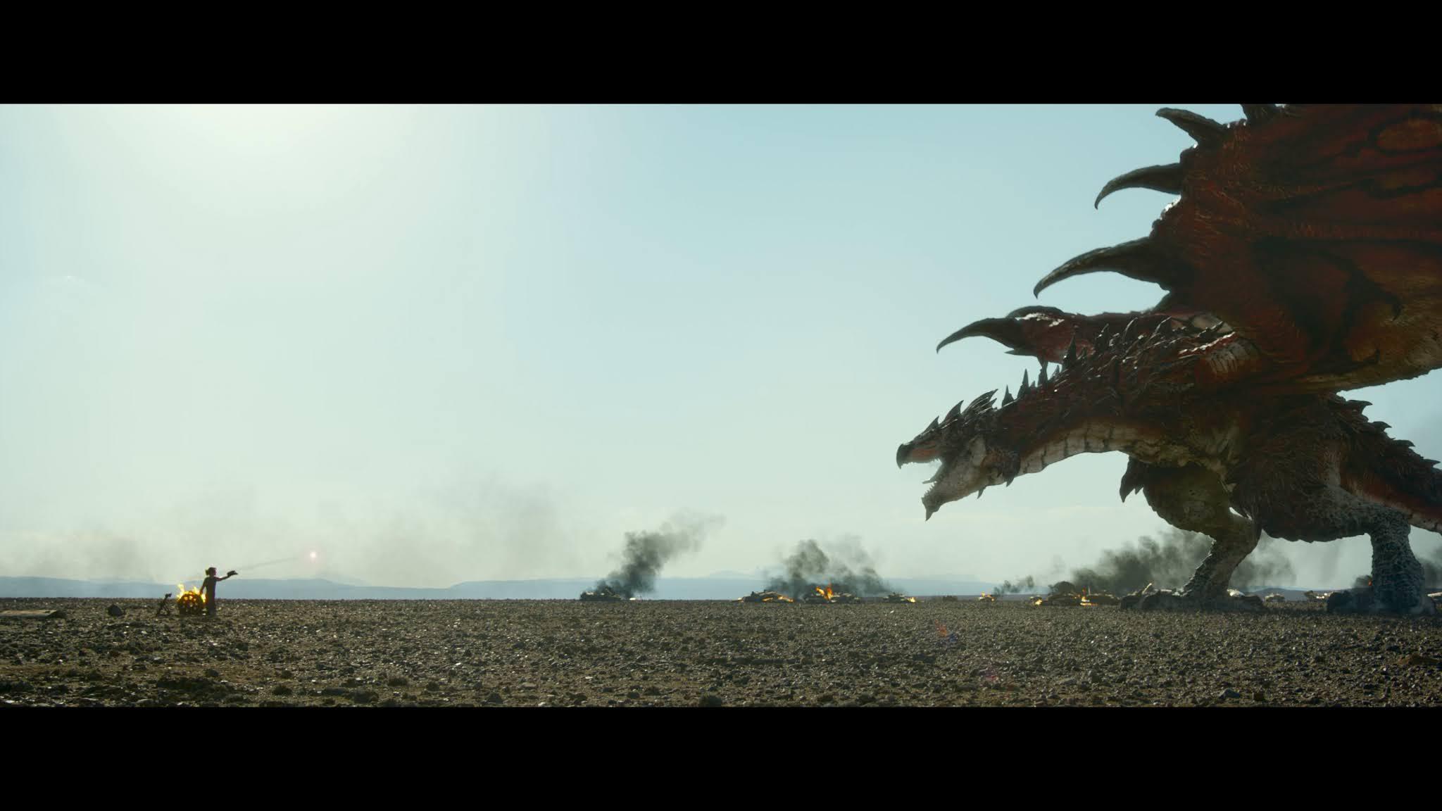 Monster Hunter: La cacería comienza (2020) 4K WEB-DL SDR AMZN Latino