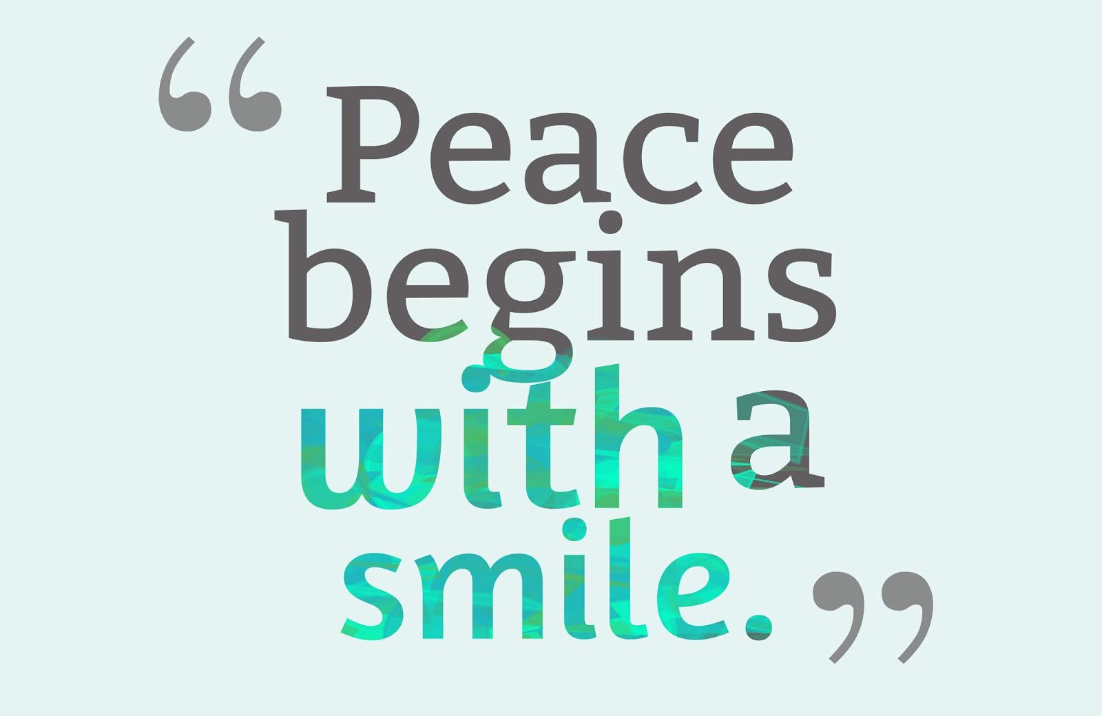 Peace | Beautiful Quotes | Make Peace | [HNQuotes] Wallpaper